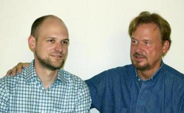 Frank Schaefer officiated at the same-sex marriage of his son Tim in Hull six years ago. He says he feels as though he has been called by God to advocate for gay people.